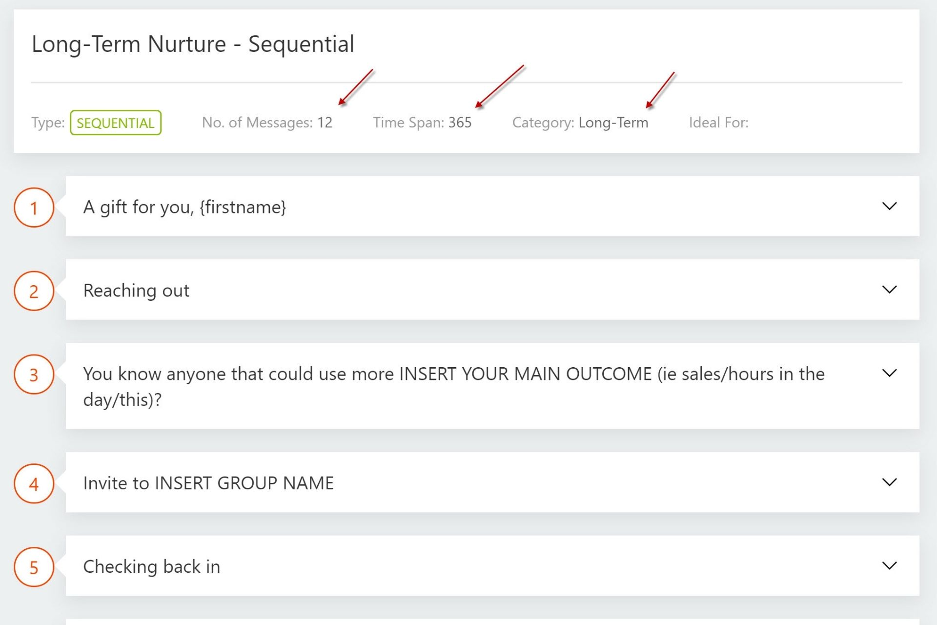 Automated Sales Follow Up To Nurture Leads