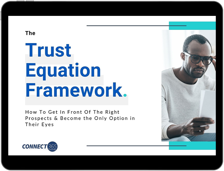 The Trust Equation Framework Tablet