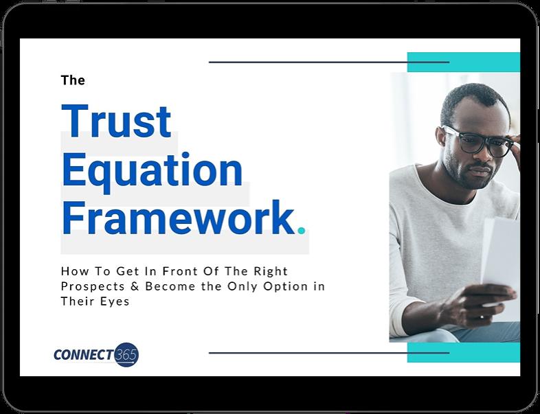 The Trust Equation Framework Tablet